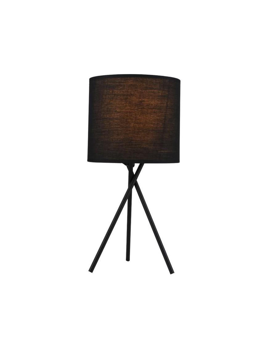 Επιτραπέζιο Φωτιστικό Simba 40w Μαύρο