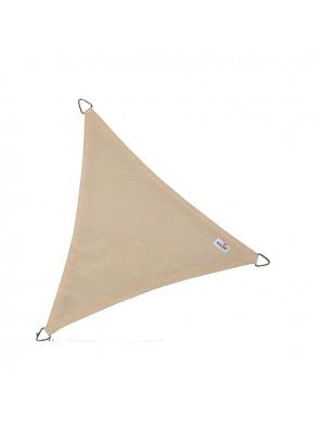Τρίγωνο Πανί Σκίασης Εκρού Nesling 3.6x3.6x3.6m