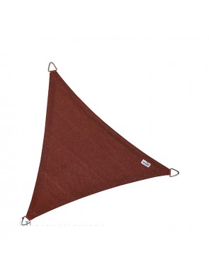Τρίγωνο Πανί Σκίασης Κεραμιδί Nesling 5.0x5.0x5.0m
