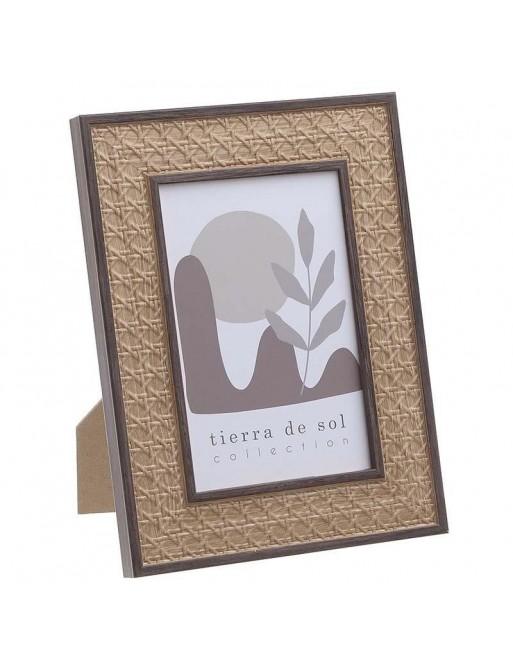 Κορνίζα Μπεζ/Καφέ 13Χ18 INART 3-30-202-0032