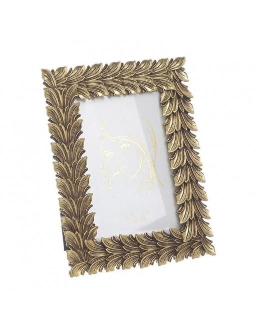 Κορνίζα Σκαλιστή Gold Polyresin 10Χ15 INART 3-30-446-0019