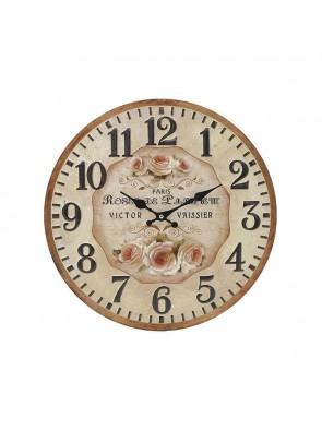 Ρολόι Τοίχου Μεταλλικό InArt  3-20-773-0347