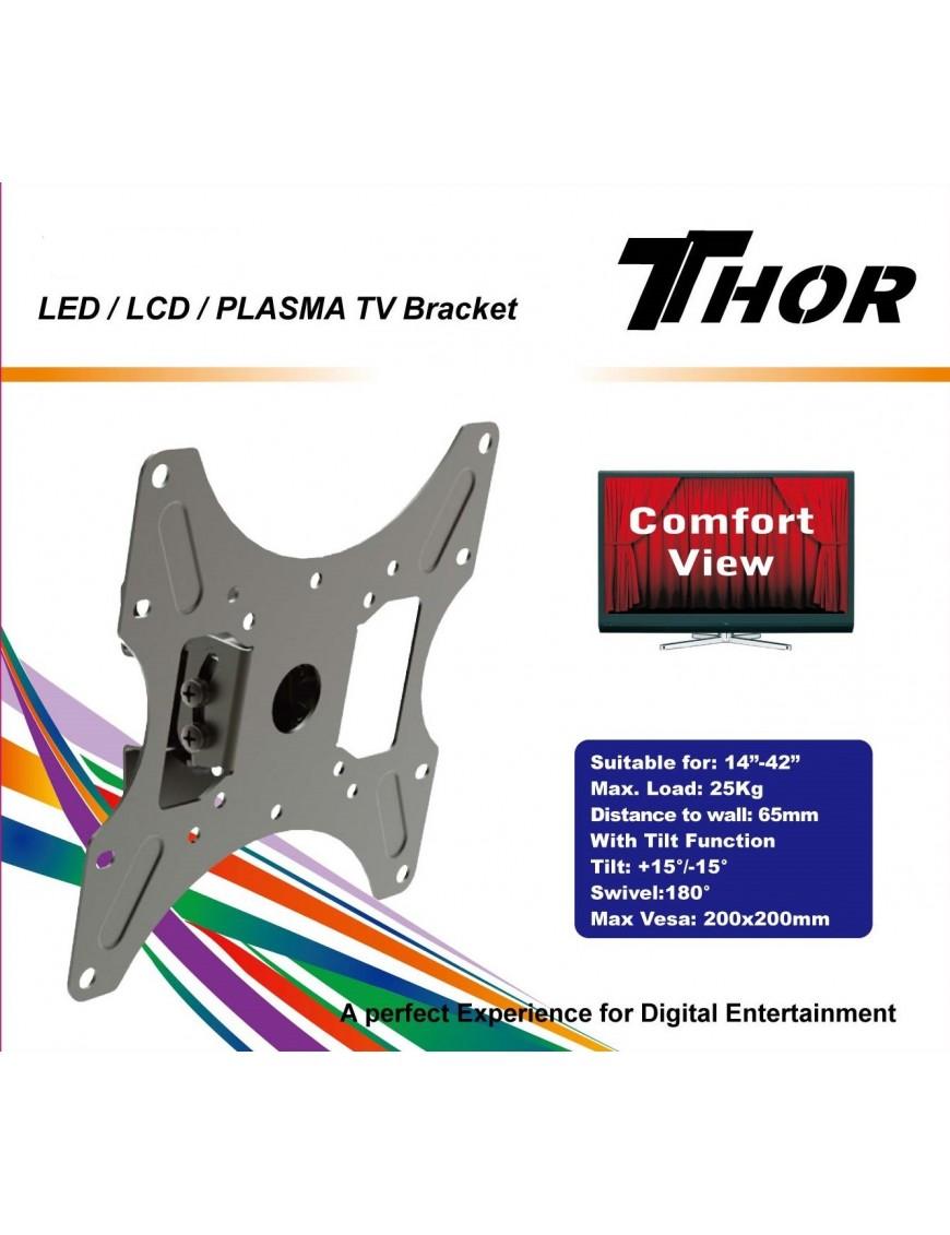 """Βάση TV Thor KD-064384 14""""-42"""""""