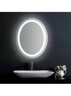 Καθρέπτης Μπάνιου Φωτιζόμενος Αφής Led Oceanica KDM064446