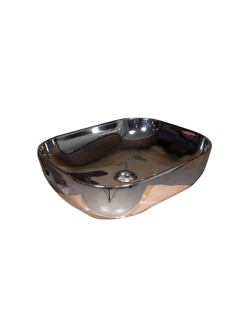 Νιπτήρας Μπάνιου 50x39.5x14,5cm Oceanica KDB-069044