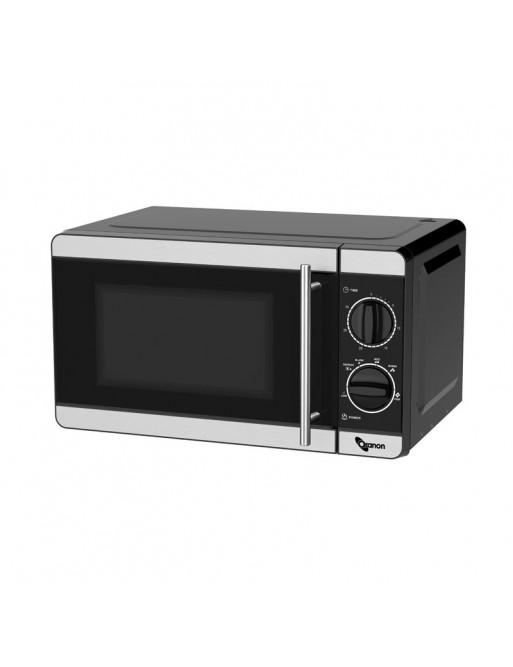 Φούρνος Μικροκυμάτων 20lt Oranon Μαύρο/Inox KDMW064450